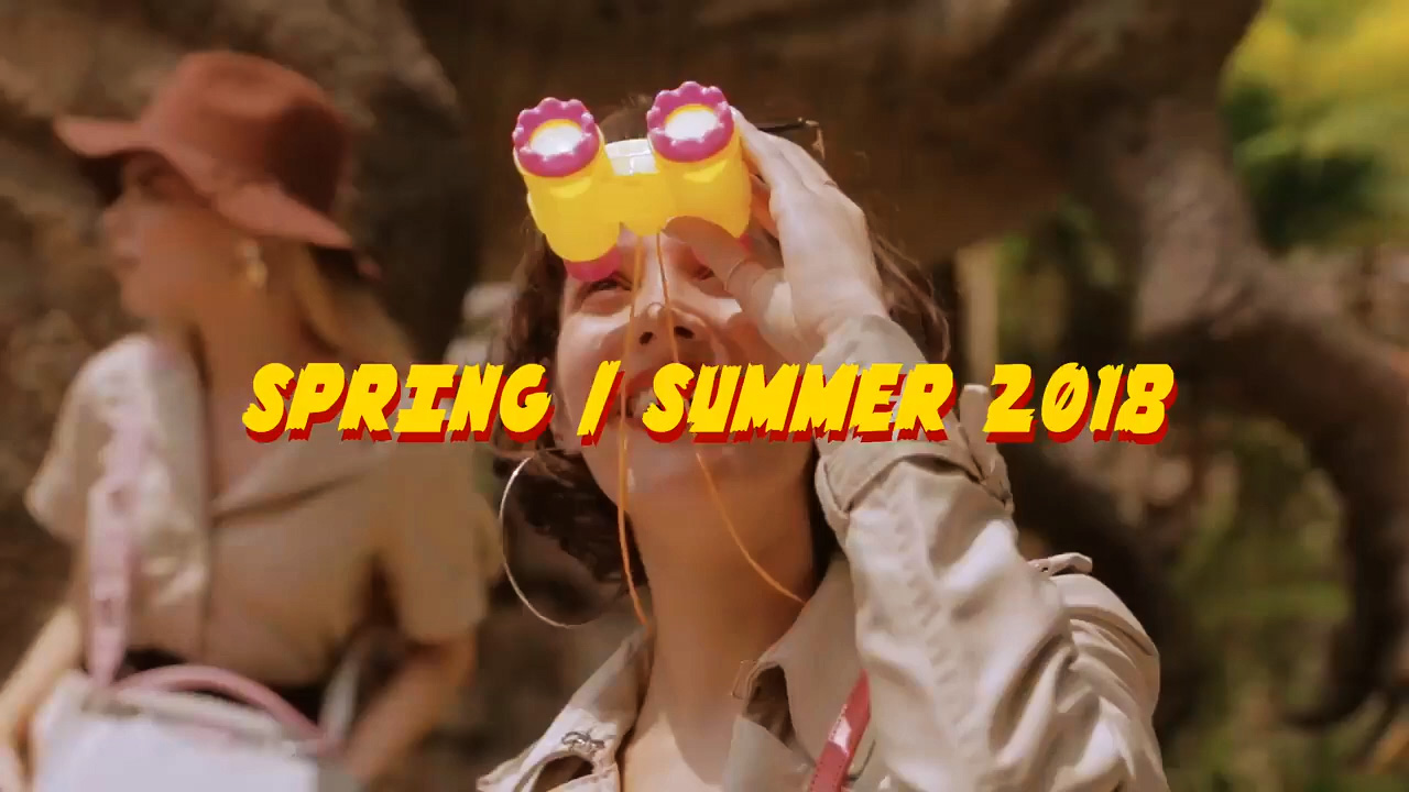INGRID Jelly bunny spring summer